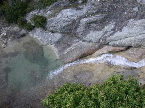 Le ruisseau d'Arnayon
