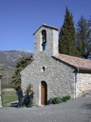 Chapelle de Léoux