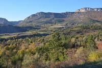 Le plateau de St Ariès