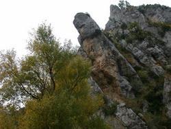 rochers du Pas des Ondes