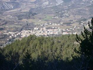 Vue sur La Motte