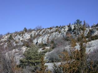 La montagne d'Oule
